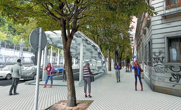 El soterramiento del Topo por Donostia da otro paso al licitarse el tramo bajo el Paseo de La Concha