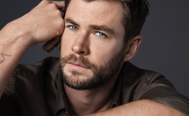Chris Hemsworth./