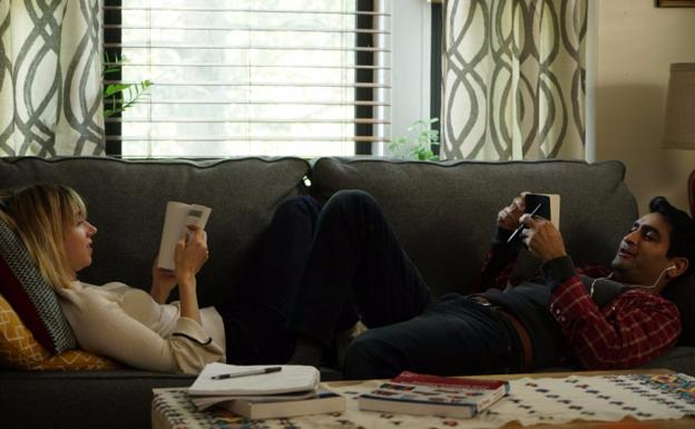 'The big sick' o 'La gran enfermedad del amor'