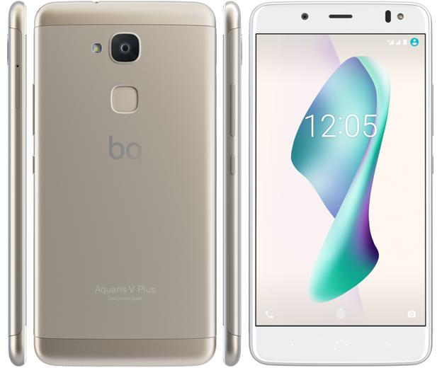 BQ Aquaris V Plus.