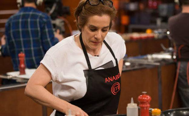 La dura advertencia de Jordi Cruz a Anabel Alonso en MasterChef