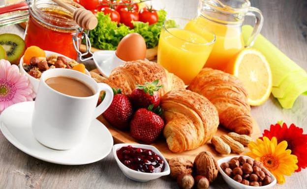 El desayuno de los campeones 2