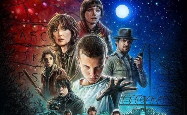 'Stranger Things' regresa a Netflix