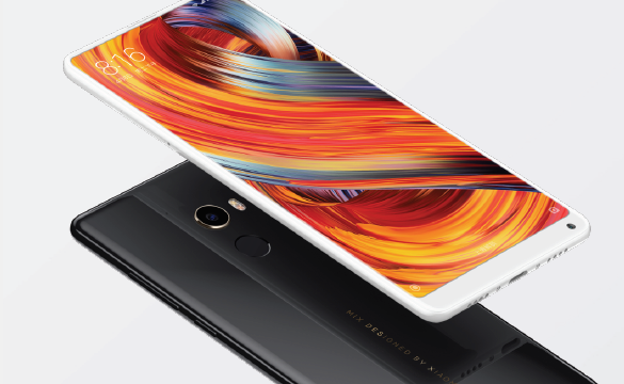 Xiaomi Mi Mix 2, el alta gama de la firma china./RC