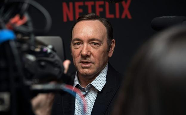 El actor Kevin Spacey./Nicholas Kamm (Afp)