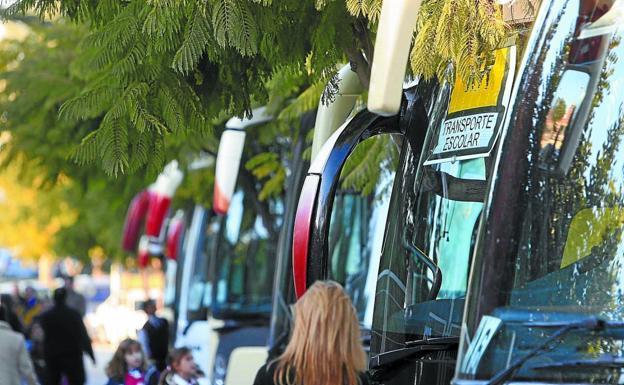 Sanción para las 17 empresas de autobuses que se ... - photo#32