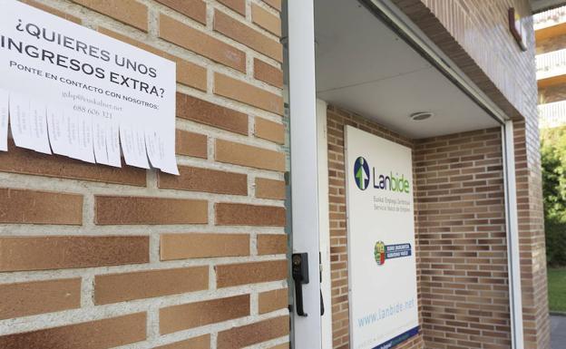 El gobierno vasco implantar la huella digital en diez for Oficinas lanbide