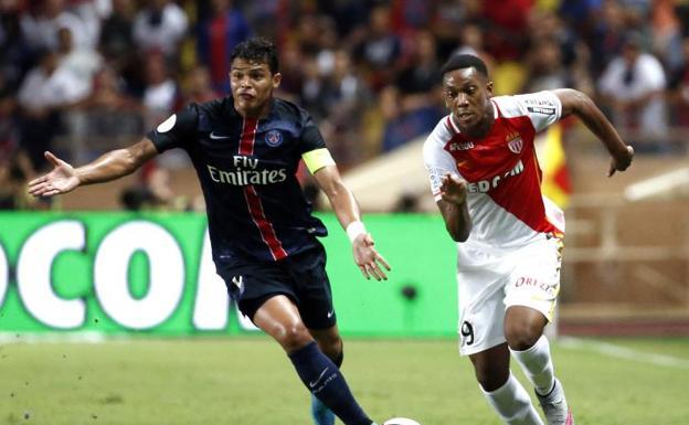 Thiago Silva sufrió un robo millonario mientras que jugaba con el PSG