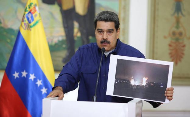 Estados Unidos anuncia nuevas sanciones 'pronto' contra instituciones financieras vinculadas a Venezuela