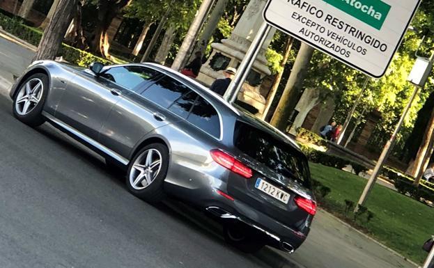 Mercedes Clase E 300 de, híbrido enchufable diésel