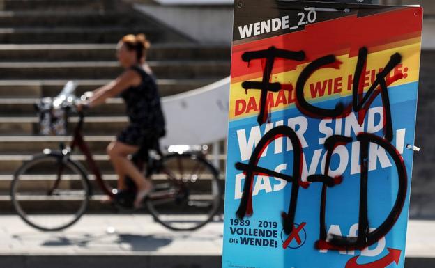 Ultraderecha avanza sin vencer en comicios locales en Alemania