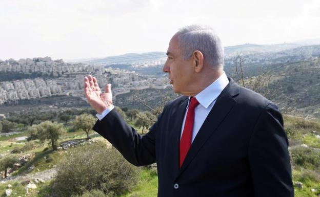 El Supremo israelí aprueba que Netanyahu sea primer ministro