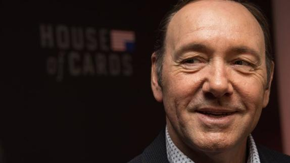 Kevin Spacey, de House of Cards/
