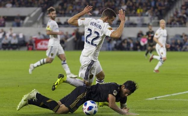 Vela, eliminado del playoff por el Salt Lake