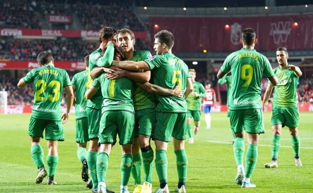 La Real Sociedad se sitúa tercera, colíder junto al Barcelona y el ...