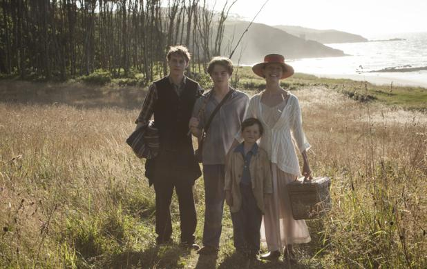 MARROWBONE (EL SECRETO DE MARROWBONE)