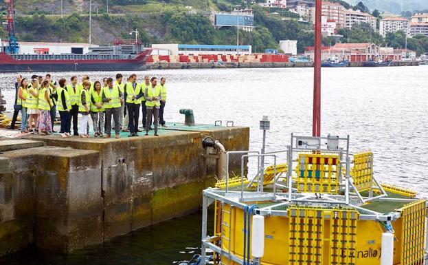 Empresas guipuzcoanas lideran la plataforma marina 'botada ... - photo#48