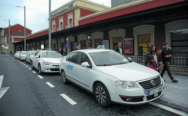 Los Taxistas Guipuzcoanos Se Suman A La Huelga Estatal