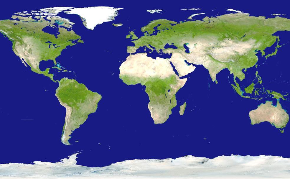 Resultado de imagen para mapa mundi