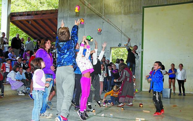 Seis Dias De Fiesta En Lastur Para Celebrar San Nicolas El Diario