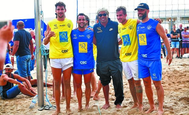 Aitor Ancín (izquierda) e Igor De la Fuente (derecha) c567b37655100
