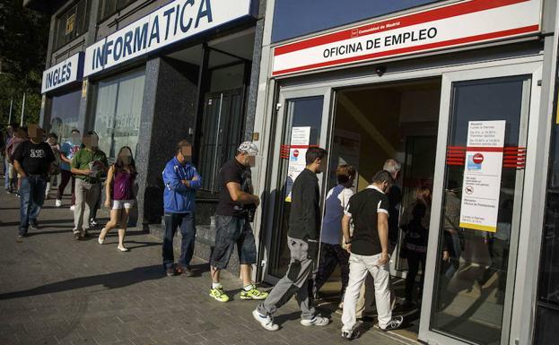 La seguridad social roza los 19 millones de afiliados gracias a un octubre de r cord el diario - Luckia oficinas madrid ...
