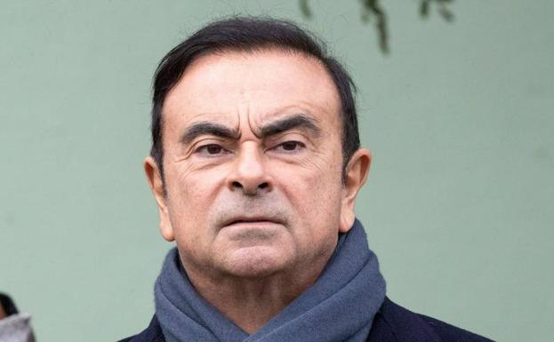 Carlos Ghosn./Efe
