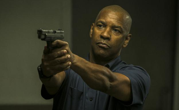 Denzel Washington en 'The Equalizer. El protector' (2014)./