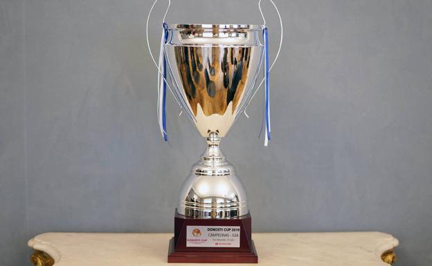 Donosti Cup Calendario Partidos.La Donosti Cup Record Tras Record El Diario Vasco