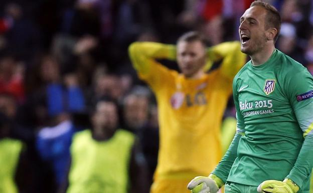 Leverkusen, the rival with whom the legend of Oblak was born