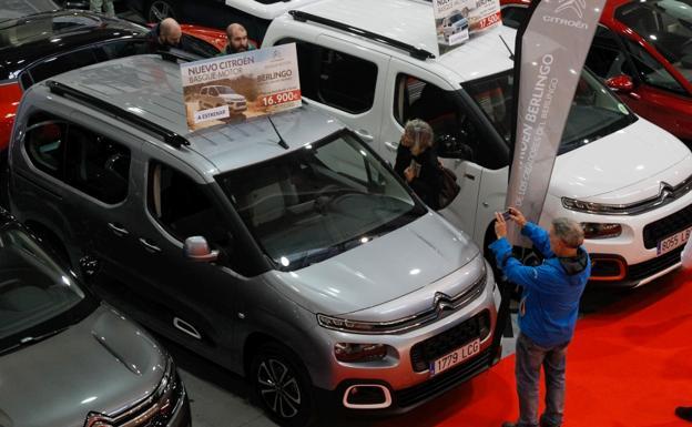 Ficoauto 2019: el mal tiempo le sienta bien a las ventas de coches