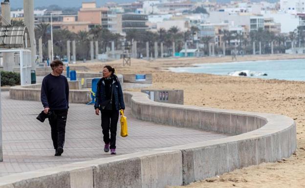 Las personas con autismo o conductas disruptivas pueden salir a pasear