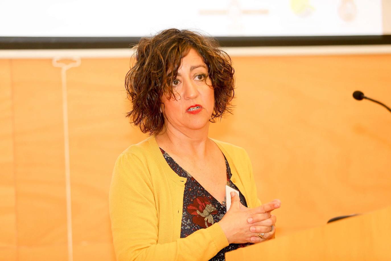 Eva fernádez, directora de Bisadoa Activa./De la hera