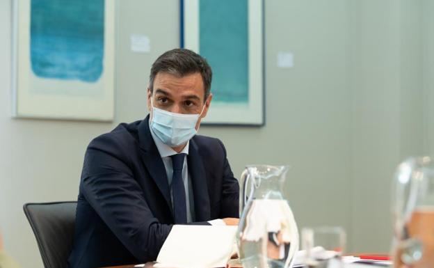 Pedro Sánchez, presidente del Gobierno /EP
