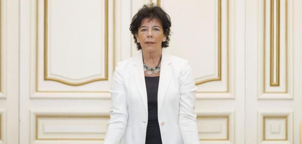 Isabel Celaá: «La pandemia ha demostrado que es necesario cambiar la enseñanza»