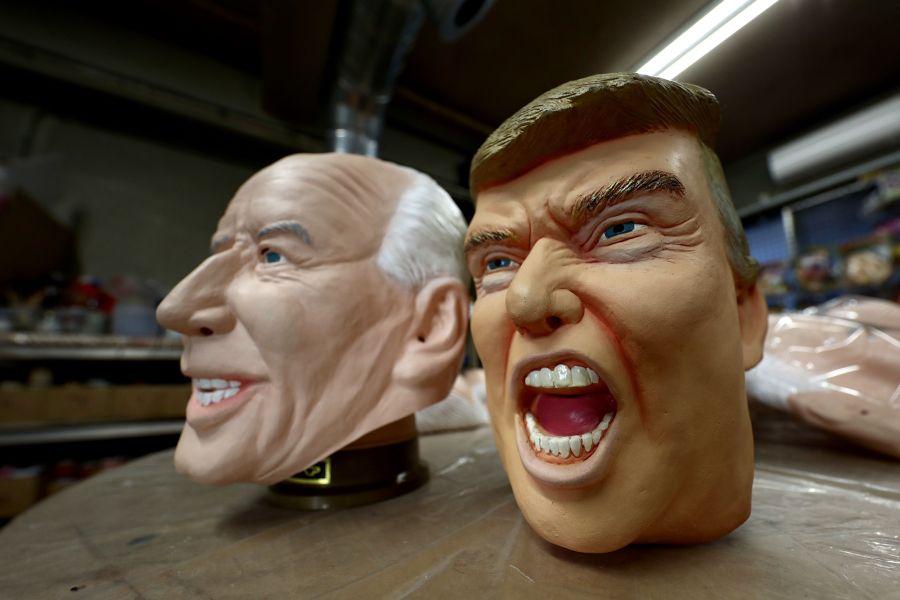 Fotos: Biden ya tiene su careta | El Diario Vasco