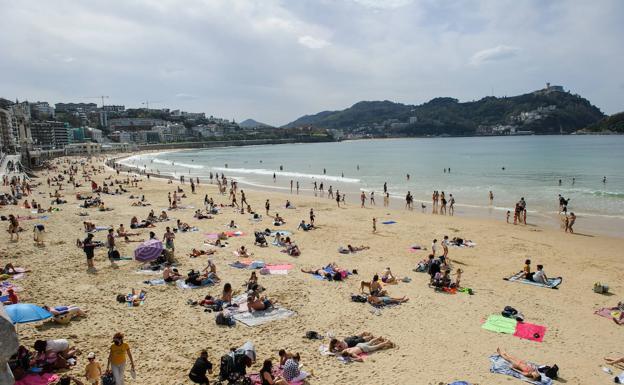 La incidencia acumulada de Euskadi crece un 24% en una semana y se sitúa en 282 casos