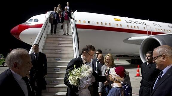 Rajoy  «Nadie está a salvo del fanatismo. Por eso es tan importante ... f073817211340