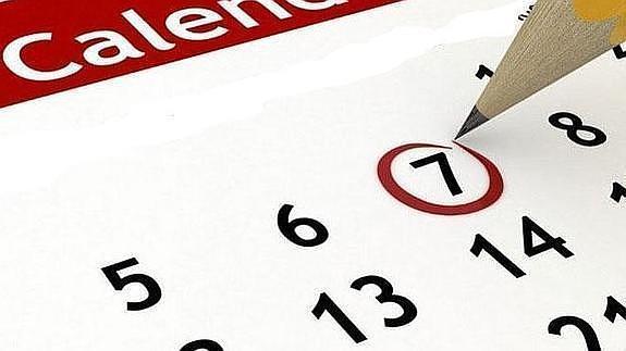 Calendario Laboral Alava 2020.Asi Se Deciden Los 14 Festivos Del Calendario Laboral De Cada Ano
