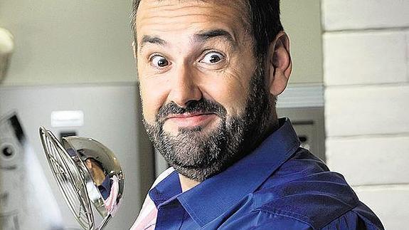 David De Jorge: «Siempre He Utilizado La Cocina Para Ligar»