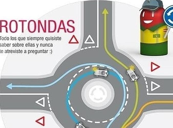 Quién tiene prioridad en una rotonda? | El Diario Vasco